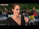 8 мая 2014 Лондон, премьера фильма «Малефисента»