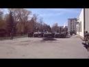 Славянск. 25-я бригада ВДВ Украины перешла на сторону народа! 16.04.2014