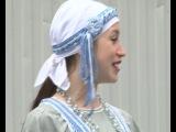 Шар голубой,сюжет о фестивале -конкурсе актерской песни. Первый городской канал