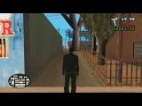 GTA San Andreas прохождение серия 4 (Стихи Мэдд Догга)
