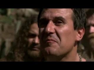 Rome / «Рим» (TV series, UK−USA−Italia, 2005−2007) − Pullo's bloody violence in Rome